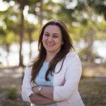 Dr Joanna McLachlan portrait